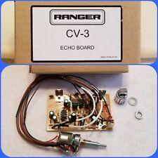 Ranger CV-3 Echo Board CB Radio Connex Galaxy Cobra OLD SCHOOL Analog