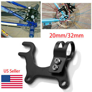 160mm Bike Disc Brake Adapter Sturdy Bracket Seat Mounting Cycle Accessories