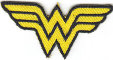 WONDER WOMAN LOGO -DC COMICS-Iron On  Embroidered Patch/TV, Movie