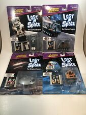 New listing Lot Johnny Lightning Lost in Space Jupiter 2,Space Pod, Robot B-9 & The Chariot