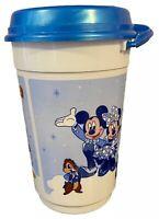 Vtg Walt Disney World Snow Day Popcorn Bucket