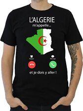 T-SHIRT HOMME L'ALGERIE M'APPELLE...