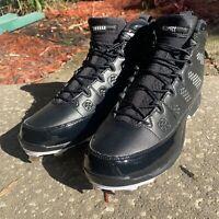 NWOB Nike Air Jordan IX 9 Retro RE2PECT Metal Cleats AA1265-011 Men's Size 11