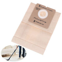 Universal vacuum cleaner bags paper dust bag replace for rowenta zr0049 zr0007