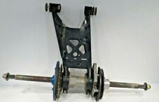 OEM 97-2003 Polaris Trailblazer Sportsman 250 COMPLETE REAR AXLE FRAME ASSEMBLY