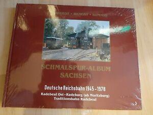Neidhardt - schmalspur Album sachsen - radebeul - radeburg ab moritzburg