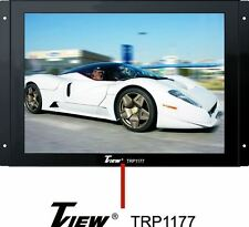 "TView TRP1177 11"" Raw Flat Panel LCD Screen Car Video Monitor w/ VGA"