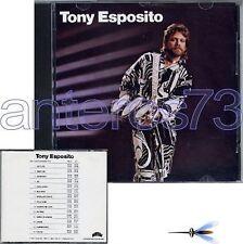 TONY ESPOSITO RARISSIMO CD 1985 ITALIA - ITALO DISCO