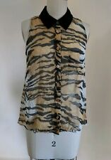 Equipment blouse small