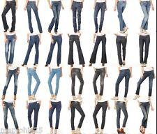 LOT 50 Women Pants Bottoms Jeans Skirts Leggings Mixed Clothing & Apparel S M L