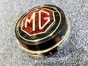MG Mgb Mgc Horn push Original Style center  AHH6319 1962-71