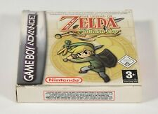 Nintendo Game Boy Advance, The Legend of Zelda-the Minish Cap, embalaje original, CIB