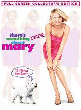 There's Something About Mary Dvd Bobby Farrelly(Dir) 1998