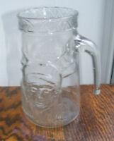 Statue of Liberty Centennial Keep Torch Lite Glass Mug