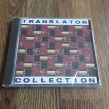 TRANSLATOR - THE COLLECTION 2 x CD NEW SEALED