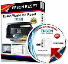 More details for epson  printer reset service waste ink pads xp530 xp630xp635xp830 reset patch