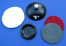 Bowling Ball Spinner Sanding Cup, SMarT Sun, for sanding & polishing balls