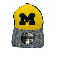New Era 39Thirty NCAA Michigan Wolverines College Stretch Cap M/L