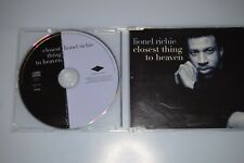 Lionel Richie – Closest Thing To Heaven CD-Single promo