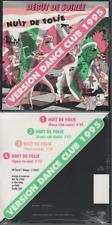 Début De Soirée Nuit de Folie Cd Single Version Dance Club 1995 Neuf New