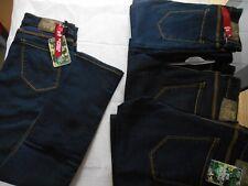 Lotto Stock 14 pezzi Jeans Uomo Superior Vintage. Nuovi con Etichetta