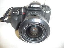 Camera  MINOLTA DYNAX 500si 28-80mm lens ... D4