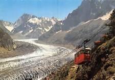 France Chamonix Mont Blanc, Le nouveau Telepherique de la Mer Cable Car Mountain