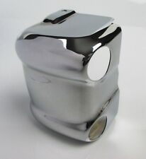 Coil Cover - Chrome. Fit Softail 07-Up. Harley Custom.