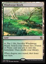 Windswept Heath x1 Magic the Gathering 1x Khans of Tarkir mtg card rare land