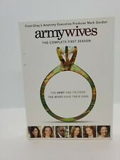 Army Wives - The Complete First Season (DVD, 2008, 3 Disc Set)