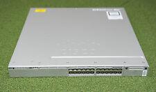 CISCO WS-C3850-24P-L 24 Port PoE LAN Base 24x1GE PoE Switch - 1 YEAR WARRANTY
