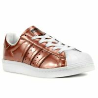 adidas ORIGINALS WOMEN'S SUPERSTAR TRAINERS SNEAKERS SHOES ROSE GOLD NEW BNWT