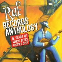 Various Artists : Ruf Records Anthology [cd + Dvd] CD 2 discs (2006) ***NEW***