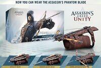 Assassins Creed 5 Unity Hidden Blade Edward Kenway Cosplay assasins Figure
