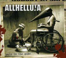 Allhelluja - Pain Is the Game [New CD] UK - Import