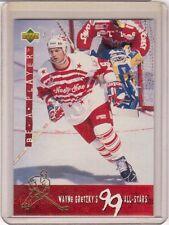 KIRK MULLER 94/95 ITG BAP Be A Player Wayne Gretzky's 99 All-Stars #G17 Insert