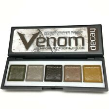 Halloween Temp Tooth Color Paint Decay Zombie Venom Alcohol Activated FX Palette