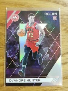 2019-20 Panini Chronicles Recon Basketball De'andre Hunter #293 Atlanta Hawks