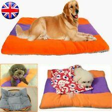 Pet Dog Soft Blanket Cosy Warm Animal Blanket Throw Mat Sleep Cat Puppy XS-XXL