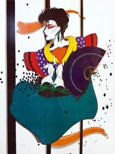 "Steve Leal, ""Desiree"", Ltd. Ed. offset lithograph, hand signed"