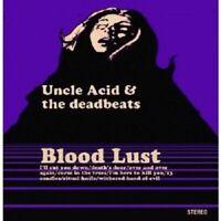 UNCLE ACID & THE DEADBEATS - BLOOD LUST  CD HEAVY METAL HARD ROCK  NEU
