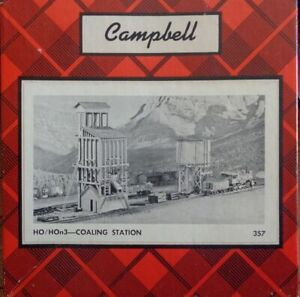 Campbell Coaling Station, New and Unbuilt.