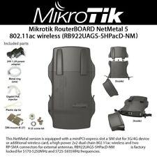 Mikrotik NetMetal 5 RB922UAGS-5HPacD-NM International Version