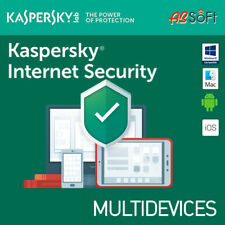 Kaspersky Internet Security 2017 Antivirus da PC (KL1941GBCFR-7FFP)
