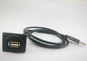 Genuine OEM VW Transporter T5.1 (2009 - 2015) Dash Blank with USB Connection