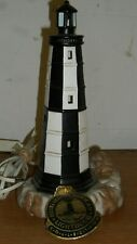 1991 Lefton Cape Henry Historic American Lighthouse Collection Light