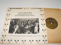 Texas Jim Lewis And His Lone Star Cowboys – Make Western Swing Music Vol 1 Rare