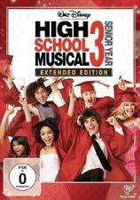 High School Musical 3 - Senior Year (DVD, German Import, Region 2)