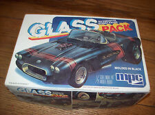 MPC Glass Pack 1960 Chevy Corvette Street Racer 1:25 Parts Only!