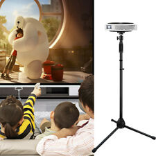 More details for laptop projector stand heavy duty tripod mount height adjustable 28